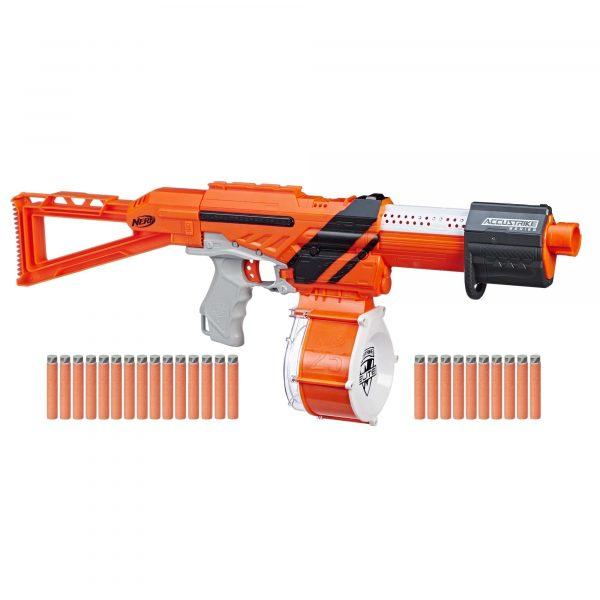Бластер Nerf AccuStrike AccuTrooper (E2283)