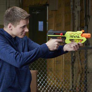 Пистолет Нерф Rival Mercury XIX-500 (E3533)