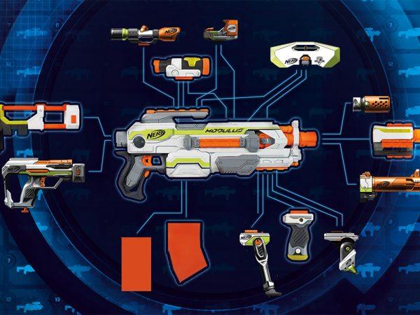 Nerf Blaster Accessories